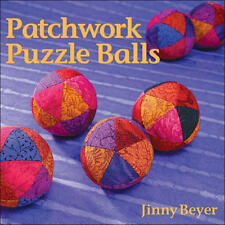 Pattern Book ~ PATCHWORK PUZZLE BALLS ~ by Jinny Beyer