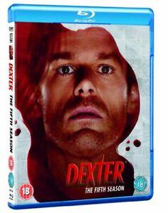 Dexter - Season 5 [Blu-ray] [2011] [Region Free] [DVD][Region 2]