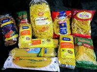 5 kg verschiedene Sorten Nudel Paket  verschiedene Marken Qualität
