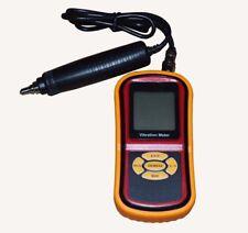 Brand New Digital Vibration Meter Vibrometer Tester Analyser Fast Free Shipping