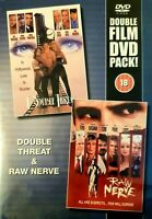 Double Threat & Raw Nerve (DVD)