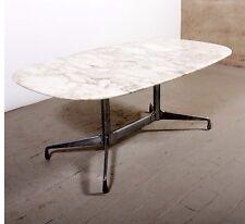 Vintage Desk Herman Miller Management Aluminum Group Conference Table Carrera