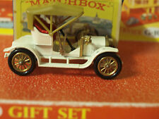 Vintage Matchbox Lesney 'Models of Yesteryear' 1909 OPEL COUPE Y-4