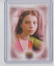 Buffy Women of Sunnydale Trading Card #46 Michelle Trachtenberg as Dawn