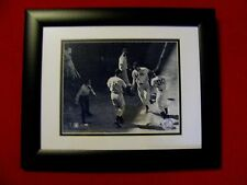 OFFICIAL FRAMED PHOTO OF TED WILLIAMS 1941 ALL STAR GAME WALK OFF 3 RUN HOME RUN