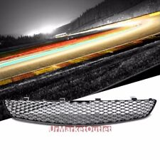 Black Type-R Mesh Style Replacement Grille For 02-05 Civic Si/SiR EP3 2.0L DOHC