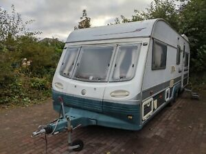 Avondale landranger 6400 twin-axle king size fixed bed £3995 offers
