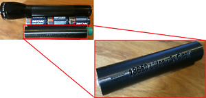 18650 Li-Ion to 3x C cell Battery Adapter
