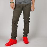 Levi's 511 Slim Fit Herren Khaki Jeans 30/30 W30 L30