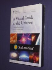 Teaching Co Great Courses DVDs     A VISUAL GUIDE to the UNIVERSE   new & sealed
