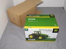 ERTL John Deere 8310R 2013 FARM SHOW EDITION TRACTOR 1/32 NIB Hard to FIND!