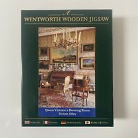Wentworth Wooden Jigsaw Queen Victoria's Dressing Room Woburn Abbey 250 Piece