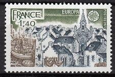 FRANCE TIMBRE NEUF  N° 1929 ** EUROPA PORT BRETON