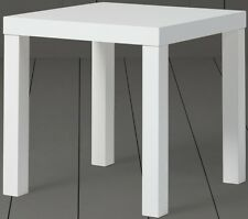 NEW Tesco Grove Side Table - White