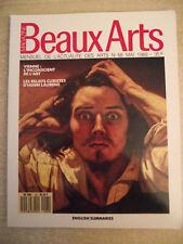 Beaux Arts mag n° 68 Exposition Laib. Niki de st Phalle. Architecture Bordeaux