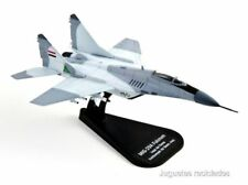 MIG 29A Fulcrum Irak air force Fighter plane 1:100 Aircraft diecast Italer