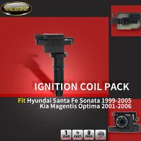 A-Premium Ignition Coil Pack for Hyundai Accent 2012-2017 Veloster Kia Rio Soul 2012-2016 l4 1.6L