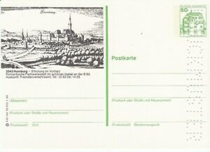P 130 Bildpostkarte Imprimer Échantillon Hornburg