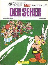 Comic Zeitschrift Asterix und Obelix Heft 19 Der Seher 1991