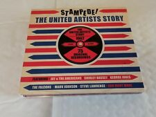 Stampede (The United Artists Story, 2013) CD X 3  Rock And Roll  1960s Pop