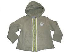 Motion wear tolle Sweat Jacke Gr. 80 / 86 grün !!