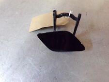 21357 H3F 14-17 VOLVO XC60 R DESIGN OS DRIVERS FRONT BUMPER JET WASH COVER BLACK