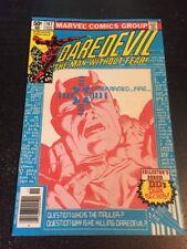 Daredevil#167 Awesome Condition 8.0(1980)1st Mauler/Death, Frank Miller !!