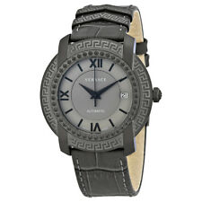 Versace DV25 Automatic Grey Dial Unisex Watch V13010016