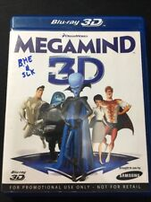 Megamind 3D Blu Ray - Promotional Samsung