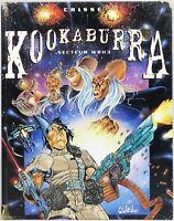 BD KOOKABURRA SECTEUR W8H3 de CRISSE par SOLEIL PRODUCTION EN 1997