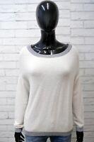 LIU JO Maglione Donna M Pullover Lana Alpaca Maglia Cardigan Sweater Woman