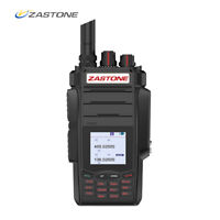 Zastone A19 Walkie Talkie 10W CB Radio Transceiver  VHF&UHF Handheld For Hunting