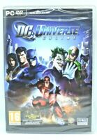 DC Universe Online PC DVD - NEW FACTORY SEALED