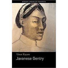 Javanese Gentry (Paperback or Softback)