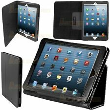 "Apple iPad Mini 7 "" 7.9 "" Tablet  Premium Leather Stand Folio Case Cover"