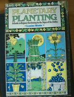 Planetary Planting, by Louise Riotte - Gardening by the Zodiac - 0671219537