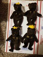 SALVINO'S BAMM BEANOS BEARS 4 BEAR LOT