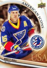 2012 Upper Deck National Hockey Card Day USA #14 Brett Hull
