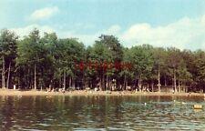 1963 BEACH ON SHAWANO LAKE, COUNTY PARK, WISCONSIN