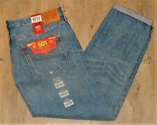 Levis 501 Womens Taper Fusele Partner In Crime Jeans  - W32 L28.  New