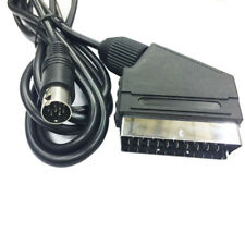 Game Cable RGB/RGBS SCART OFC Adapter Cable for SEGA Genesis MD2 Game Console US