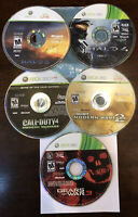 XBOX ONE ONLY ✔ CALL OF DUTY MODERN WARFARE 2/4 MW2 HALO 3/4 GEARS OF WAR ✔ FPS