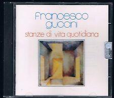 FRANCESCO GUCCINI STANZE DI VITA QUOTIDIANA CD F.C. ITALY SIGILLATO!!!