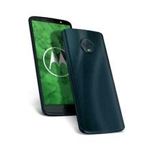 Black Motorola Moto G6 Plus XT1926 4GB+64GB Unlocked Network Android Smartphone