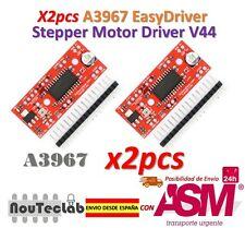 2pcs A3967 EasyDriver Stepper Motor Driver V44 Development Board 3D Printer