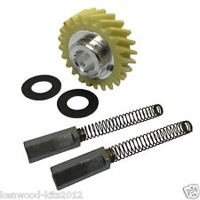 Kitchenaid Artisan & 5QT Worm Drive Gear with 2 x Shims And A Pair of Brushes.