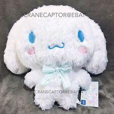 RARE NEW BIG San-X Lace Ribbon Cinnamoroll Plush Japan Sanrio Cute My Melody
