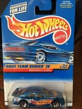 1998 Hot Wheels Race Team Series IV Mercedes C-Class #726