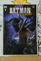 Batman Who Laughs #1 9.6/9.8 NM/MT Crain Scorpion Trade Dress cgc it