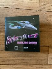 "Galaxy Quest Replica Emblem 3"" Patch Loot Crate Exclusive (December, 2015)"